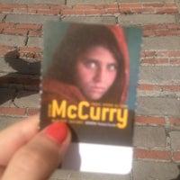 Foto scattata a mostra di Steve Mc Curry Viaggio intorno all'uomo da Rosa L. il 3/31/2013
