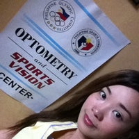 Photo taken at Philippine Sports Institute, Philippine Sports Commission by Lacely June Cafe E. on 4/15/2013