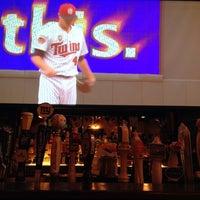 Photo taken at Burke's Bar by Sandy I. on 7/4/2014