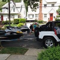 Photo taken at Pelham, NY by Sandy I. on 7/13/2014
