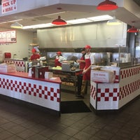 Photo taken at Five Guys by Don I. on 10/7/2017