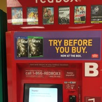 Photo taken at Redbox by Don I. on 12/22/2015