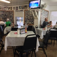 Photo taken at West Tampa Sandwich Shop by Luis F. on 7/14/2013
