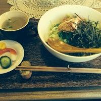 Photo taken at 佐吉cafe by Taka K. on 10/28/2013