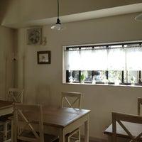 Photo taken at 佐吉cafe by Taka K. on 9/9/2013