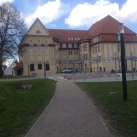 Photo taken at Musikschule by Испа on 4/29/2016