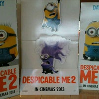 Photo taken at Golden Screen Cinemas (GSC) by Meimei L. on 7/6/2013