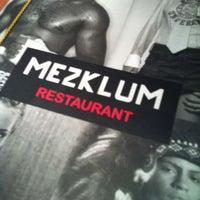 Photo taken at Mezklum by Dani A. on 12/5/2012