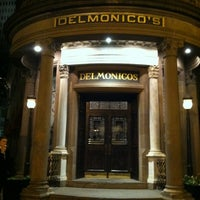Photo taken at Delmonico's by Jimmy P. on 10/13/2012