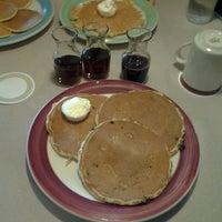 Photo taken at Pancake Haus by dan y. on 3/17/2013