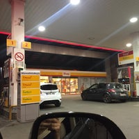 Photo taken at Shell by Gül P. on 7/13/2017