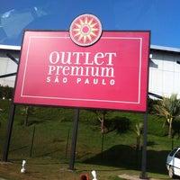 Снимок сделан в Outlet Premium São Paulo пользователем Bruna R. 7/8/2013