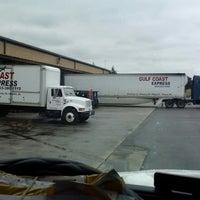 Photo taken at Gulf Coast Express by Terron S. on 3/6/2013