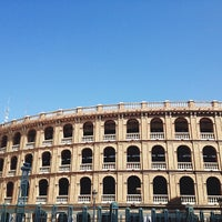 Foto tomada en Plaza de Toros de Valencia por Fabio O. el 9/16/2013