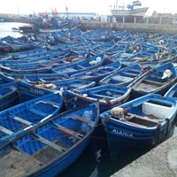 Photo taken at Port d'Essaouira by Dalibor K. on 7/13/2013