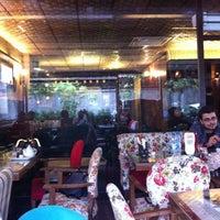 Photo taken at Gramofon Cafe & Bistro by Gokhan T. on 7/17/2013