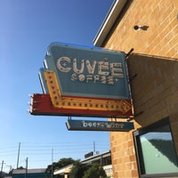 Photo taken at Cuvée Coffee by Jerry R. on 10/9/2017