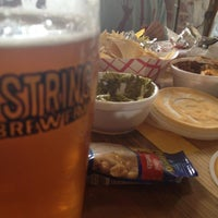Photo taken at Steel String Brewery by Aaron N. on 6/23/2013
