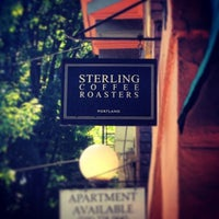 Photo taken at Sterling Coffee Roasters by Michael H. on 6/3/2013
