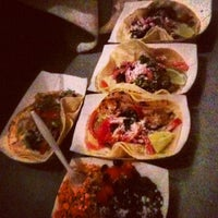 Photo taken at OMG Taco by Michael H. on 9/15/2012