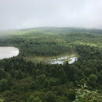 Photo taken at Oberg Mountain by Chris D. on 8/28/2017