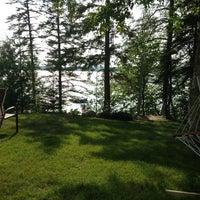 Photo taken at Lake Pokegama by Chris D. on 7/4/2013