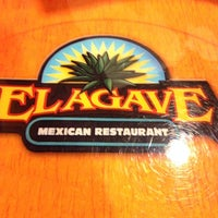 Photo taken at El Agave by Chris D. on 12/3/2013