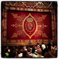 Photo taken at Teatro Español by Alejandro C. on 5/11/2013