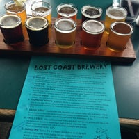 Foto diambil di Lost Coast Brewery oleh Rachel G. pada 7/23/2013