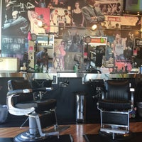 Photo taken at Floyd's 99 Barber Shop by Mike S. on 7/25/2016
