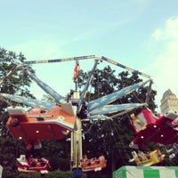 Photo taken at Victorian Gardens Amusement Park by Ani on 5/28/2013