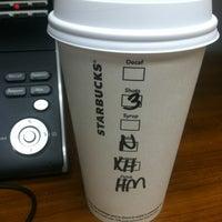 Photo taken at Starbucks by Ani on 4/15/2013