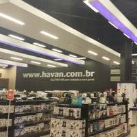 Photo taken at Havan by Marcelo Paulo C. on 10/11/2013