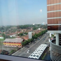 Photo taken at Hotel ibis Bandung Trans Studio by Maulidina F. on 12/26/2012