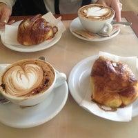 Photo taken at Caffè Michelangioli by Cristina P. on 6/3/2013