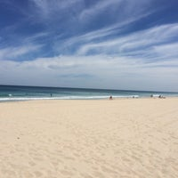 Photo taken at Scarborough Beach by Terry L. on 2/16/2015