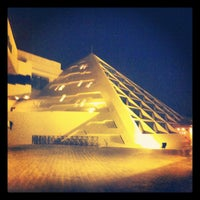 Photo taken at Sonesta Pharaoh Beach Resort by Станислав С. on 10/16/2012