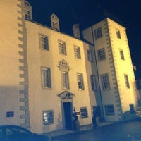 Photo taken at Mercure Peebles Barony Castle Hotel by Iain F. on 2/8/2013