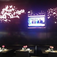 Photo taken at Sky Asian Bistro by Nathalie A. on 11/15/2012
