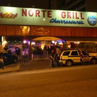 Photo taken at Norte Grill Churrascaria by Wilker D. on 11/3/2012