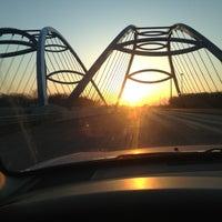 Photo taken at Gateway Bridge by Ray B. on 3/30/2013