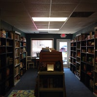 Photo taken at Dog-Eared Books by Michelle G. on 8/16/2014