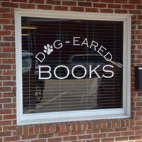 Photo taken at Dog-Eared Books by Michelle G. on 8/18/2014