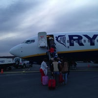Photo taken at Lappeenranta Airport (LPP) by Kirill S. on 5/4/2013