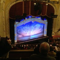 Photo taken at Orpheum Theatre by Bob T. on 2/10/2013