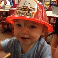Photo taken at Firehouse Subs by Denise on 4/27/2013