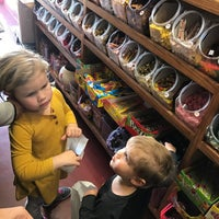 Photo taken at The Little Popcorn Store by Paige F. on 4/7/2017