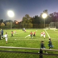 Photo taken at Ungermam Field by Shannon G. on 10/12/2012