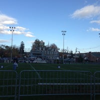 Photo taken at Ungermam Field by Shannon G. on 10/20/2012
