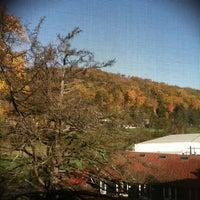 Photo taken at The Shawnee Inn and Golf Resort by Nikki K. on 10/20/2012